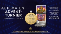 Spielbank Garmisch-Partenkirchen – Automaten-Advent-Turnier